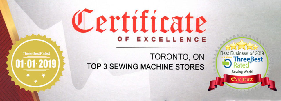 Janome Sewing Machines Toronto   Sewing Centre   Sewing World